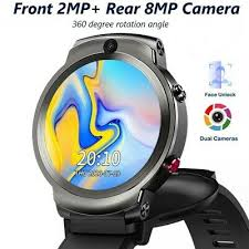 <b>LEMFO LEM13 4G Smart</b> Watch 1.6inch Flip Screen Dual Cameras ...