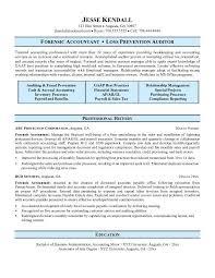Forensic Accountant Resume Http Topresume Info 2015 02 03
