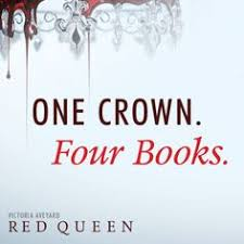 the hollywood reporter just revealed that there is going to be 4 books in the red queen series by victoria aveyard read the rest of the news story here