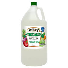 all natural cleans everything good for your home and surfaces etc etc um almost but not quite floor and vinegar seem to go together as a solution