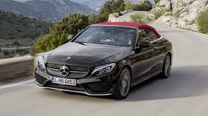 2017 Mercedes-AMG C 43 4Matic Cabriolet Review - Top Speed