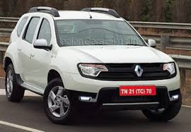 new car releases in india 2013Official Renault Duster Facelift coming to Frankfurt 2013