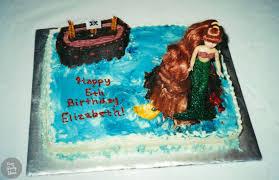 How to make a rectangular cake. Mermaid Cake