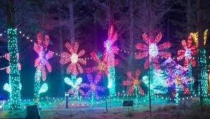 Silverton Oregon Garden Lights Season Holiday Tickets Christmas In The Garden