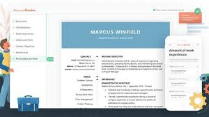 Resume Building Websites The Best Resume Building Services Of 2019 Cnet