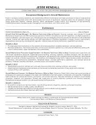 Aviation Resume Examples – Administrativelawjudge.info