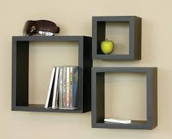 Small Picture Decorations Interesting Contemporary Wall Shelving Units Using