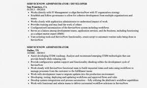 Servicenow Developer Resume Beneficial Best Resume Model Download Enchanting Servicenow Developer Resume