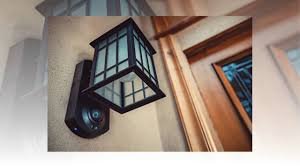 Kuna Security Light Reviews Kuna Smart Home Security Outdoor Light Camera Craftsman Black