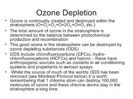 ozone depletion ozone depletion