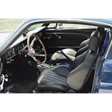 Procar Mustang Interior Kit w/ Rally Series Seats Black 65-67