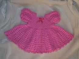 Crochet Baby Dress Pattern Best Design Ideas