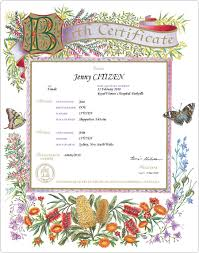 How To Make A Birth Certificate Get A Birth Certificate Births Deaths And Marriages Victoria