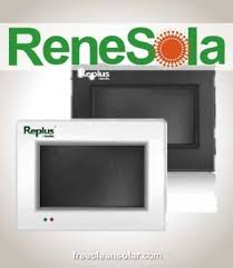 7 kw pv solar system kit renesola 250w enphase replus 250a micro Renesola Black On Black at Renesola Wiring Diagrams