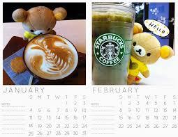 Customizable Calendar 2015 I Love Kawaii 2015 Customizable Instagram Calendar Hellocute