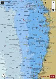 Florida Depth Chart 2009 Anclote Keys To Crystal River Marine Chart Us11409_p174