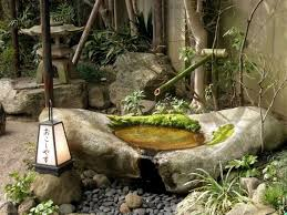 Small Picture garden fountain stone basin amazing japanese garden elementsjpg