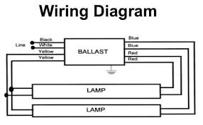 tanning bed fluorescent electronic ballast Tanning Bed Ballast Wiring Diagram Bodine B50 Emergency