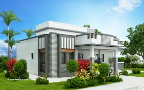 four bedroom modern house design