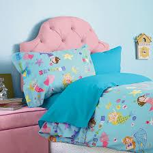 Little Mermaid Bedroom Decor Mermaid Magic Percale Bedding Company Kids Fun Kid Sheets