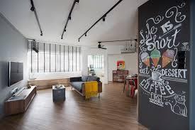 interior design furniture minimalism industrial design. Delighful Minimalism House Tour 60000 Minimalist Industrial Fourroom HDB Flat Intended Interior Design Furniture Minimalism Industrial N