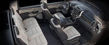 2019 ram 1500 interior bucket seats