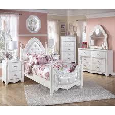 Little Dreamer Exquisite 3 Piece Twin Bedroom Set in White ...