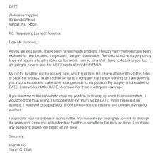 Example Of Termination Letters Vacation Notice Letter Sample