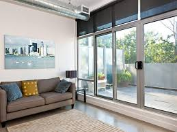 to install a sliding glass door diy
