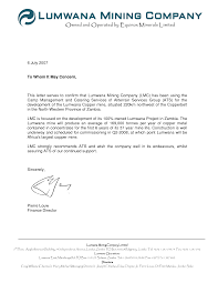 10 Best Images Of To Whom It May Concern Business Letter Format