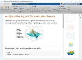 ytical plotting in the matlab live editor easily create 2d and 3d plots surface