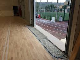 more details of the new sports flooring installed in malta by dalla riva sportfloors