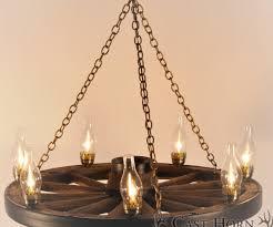 medium size of calmly wagon wheel chandelier on home decorating as wells as wagonwheel chandelier