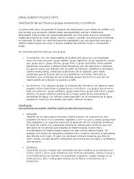 Colorantes Clasificacion 2