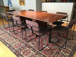 granite dining room set. custom made granite top dining room table 38x97 with 8 chairs set