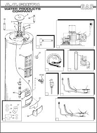 12 innovative electric water heater wiring diagram 10 3 a o smith water heater gpsh 40 50 user guide manualsonline com 12