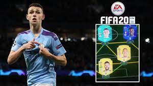 Phil Foden's Insane FIFA 20 Ultimate Team Has Been Revealed - SPORTbible