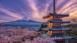 Anime Japanese Temple Wallpaper ...