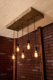 industrial look lighting. Industrial Look Lighting Medium Size Of Interior Decor Flush Mount Chandelier Vintage Dining