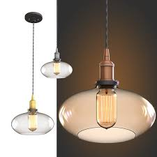 vintage lamp in the thomas edison style 3d model