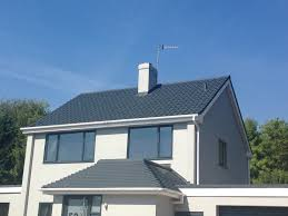 house and roof after painting inspiration web design how much does a new roof cost