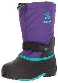 Kamik Kids Waterbugwide Snow Boot