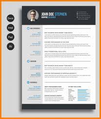 Resume Templates Word 015 Curriculum Vitae Format Free