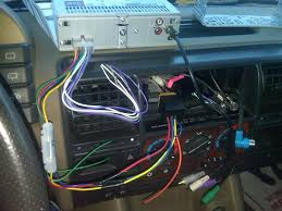 new radio install in 98 disco land rover forums land rover and Dual Radio Wiring Harness click image for larger version name img00682 20120208 1751 jpg views dual radio wiring harness diagram