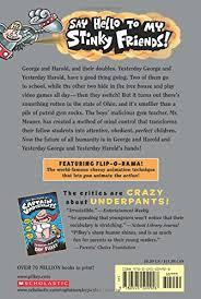 captain underpants and the sensational saga of sir stinks a lot amazon co uk dav pilkey 0884196276155 books