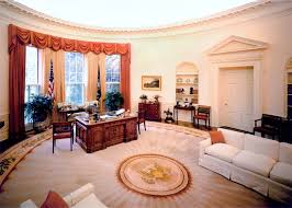 oval office decor. Photos: The White House\u0027s Oval Office Décor Through History | Vanity Fair Decor