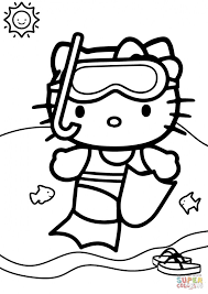 Explore our vast collection of coloring pages. Get This Hello Kitty Coloring Pages Free To Print 73nf7