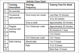 What Is The Activity Class Measurement In Garmin Connect