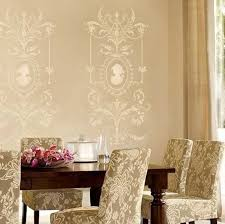 stenciling furniture ideas. stenciling and dining room decorating furniture ideas
