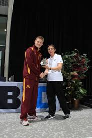 Gopher Feature: Kris Jorgensen - University of Minnesota Athletics